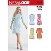 6428 New Look Pattern: Misses' Summer Dress